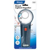 2.5 LIGHTED MAGNIFIER 3X ROUND