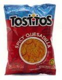 TOSTITOS SPICY QUESADILLA